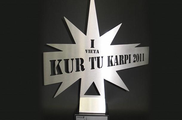 Apdovanojimas